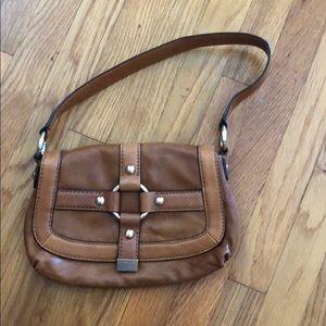 Michael Kors foldover purse